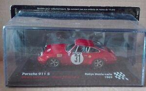 DIE-CAST-034-PORSCHE-911-S-RALLYE-MONTE-CARLO-1969-034-SCALA-1-43