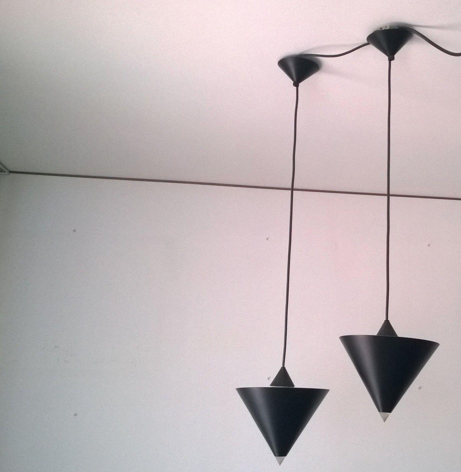 Gary Morga rot POINT POINT POINT Bieffeplast lampadario light lamp chandelier lampada design 734a2c