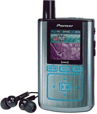 New Pioneer GEX Inno 2 GEX-INN02BK XM MP3 Xm2go Version NIB