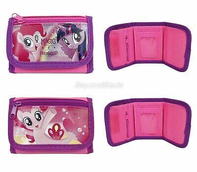 Importato Dall'Estero My Little Pony Portafogli Set Di 2 Ragazze Bambini Cartone Animato Portamonete Per Soddisfare La Convenienza Delle Persone