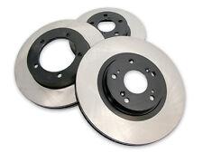 Centric Premium OEM Brake Discs REAR SET - Mazda 3 MPS 2.3L Turbo ALL