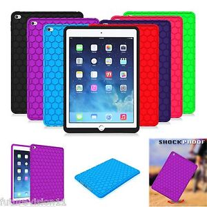 For-iPad-Air-2-A1566-A1567-Case-Kids-Friendly-Shock-Proof-Silicone-Back-Cover