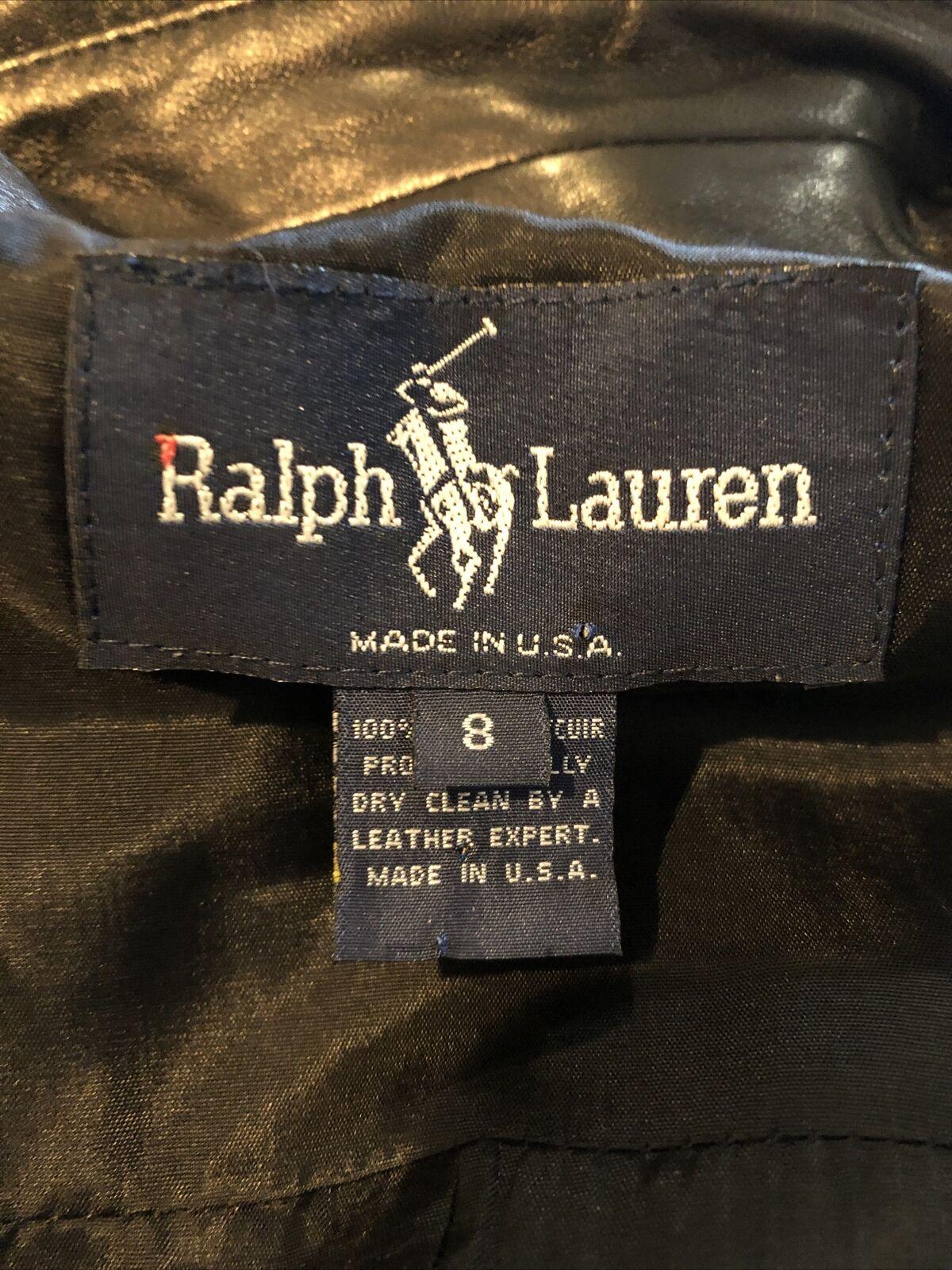 Ralph Lauren Blue Label vintage late 80s Classic … - image 12