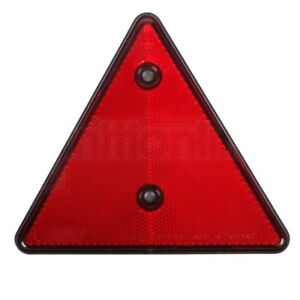 Image Is Loading Maypole Red Triangle Reflector Car Truck Rear Trailer