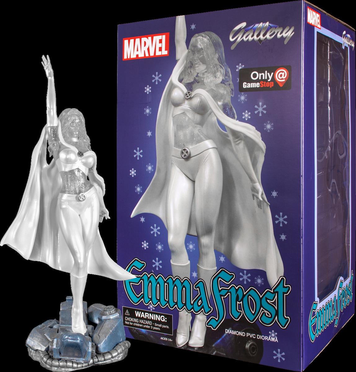Xessi  Emma Frost bianca regina Gtuttiery StatueDSTMAY189409DIAMOND SELECT giocattoli