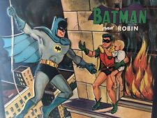 1966 Batman & Robin LunchBox! Very VERY Nice! Starting At $1.99 (NO RESERVE)!