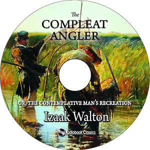 The Compleat Angler Mp3 Cd Audiobook In Paper Sleeve Ebay