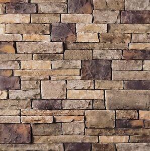 Stone Veneer Cultured Bucks County Cliff Face Stone 88