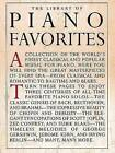 Library of Piano Favorites by AMSCO Music (Paperback, 2000)
