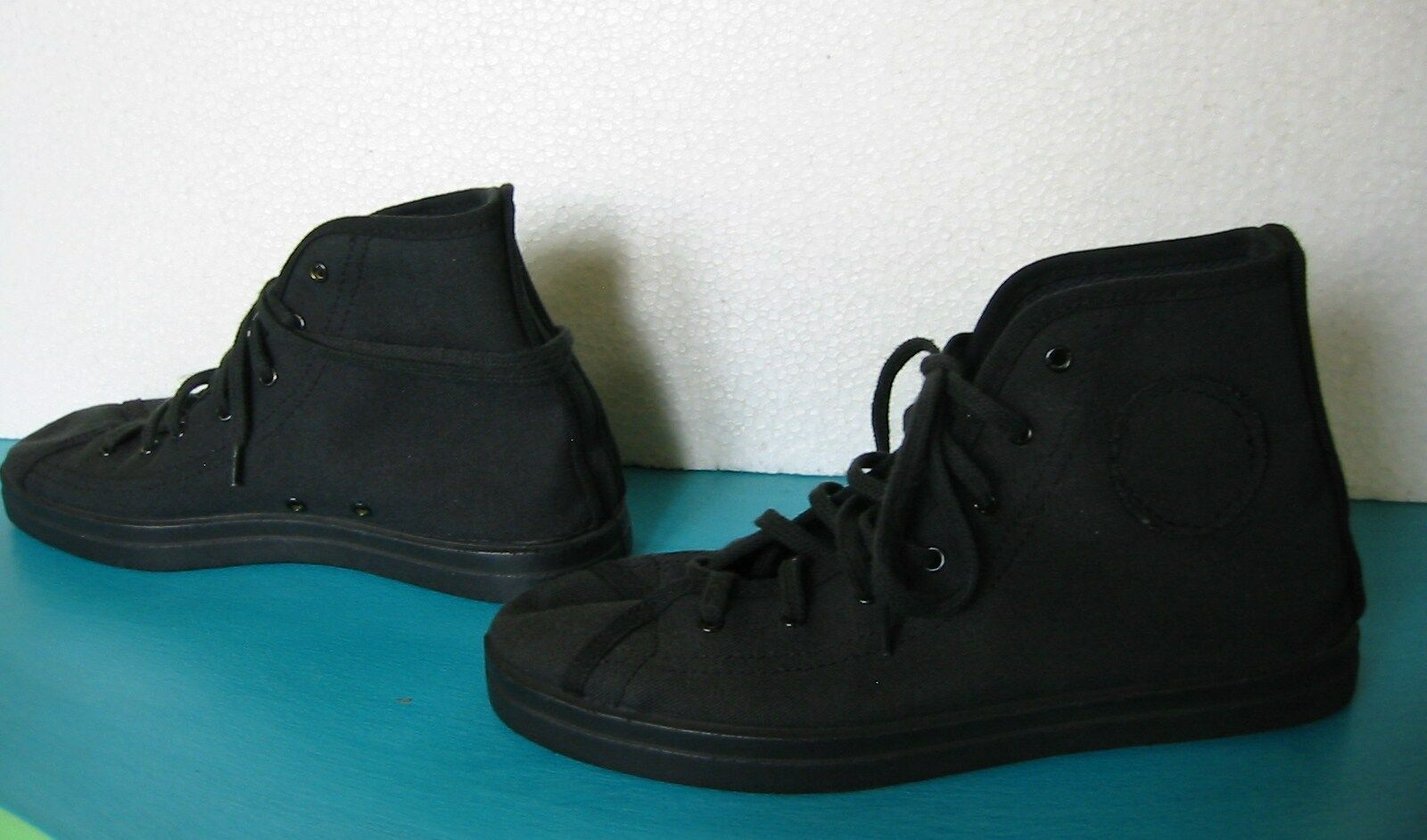 Yohji Yohji Yohji Yamamoto  Turnschuhe  Sneakers  schwarz  Gr. 36  0161dc