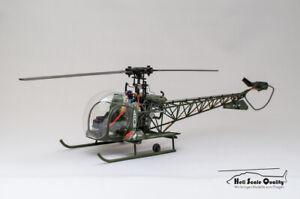 Rumpf-Bausatz-Bell-47D-1-32-fur-Blade-mCPX-BL-und-BL2