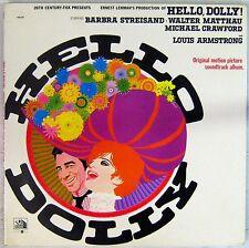 Hello Dolly 33 Tours Barbra Streisand Gene Kelly 1969