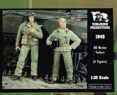 1/35 Resin Figure Verlinden 1949. New.