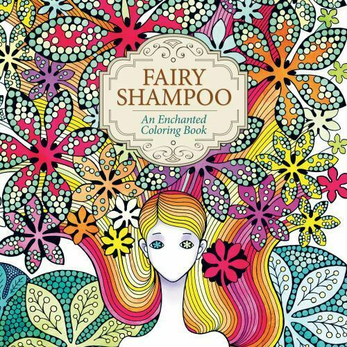 Fairy Shampoo: An Enchanted Coloring Book By Jo Su-Jin (2016, Trade  Paperback) For Sale Online EBay