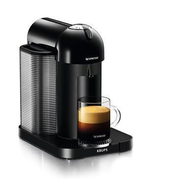 Krups Nespresso XN9018 Vertuo Plus Kapselmaschinen Schwarz