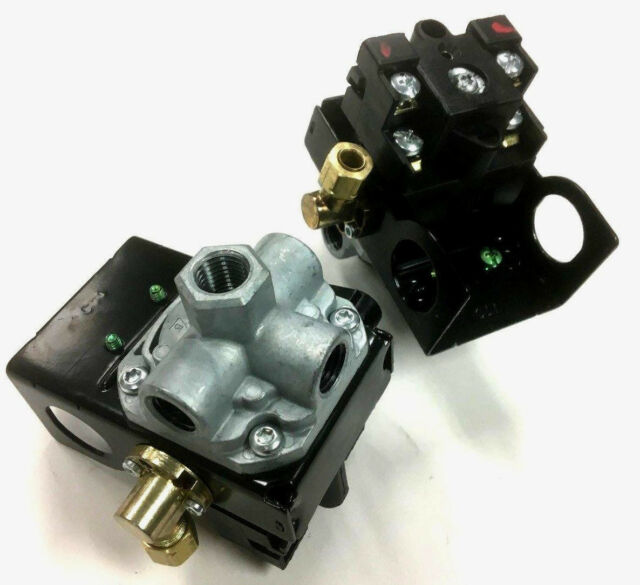Ingersoll Rand 2475 Pressure Switch 145-175 PSI With Unloader and on on ingersoll rand 2475 parts, ingersoll rand 2475 manual, ingersoll rand 2475 compressor, ingersoll rand 2475n7.5 wiring diagram,
