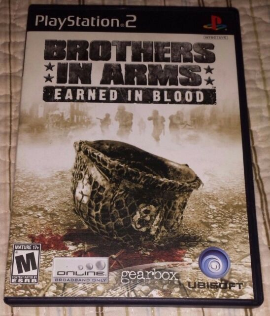 brothers in arms earned in blood save game