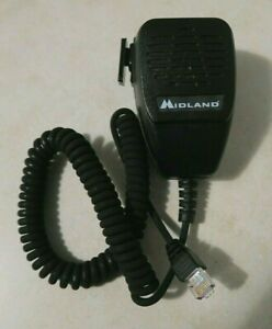 Midland-ACC-4425-Heavy-Duty-Mobile-Radio-Microphone-for-STM-Series-P25