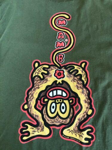 Vintage MAMBO T-Shirt SUPER RARE!