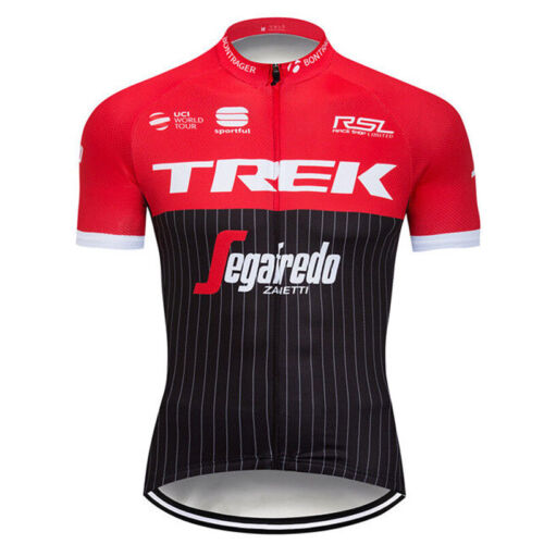 Men Short Sleeve Cycling Jersey MTB Bike Shirt Jacket Clothing Motorcycle Sports