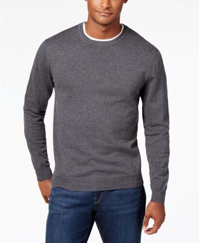 de col 295Chemise pour hommes Xxl à gris la en pull Nwt chambre manches ClubTaille rond tricot longues pqzGSUVM