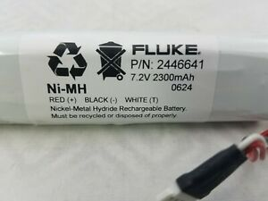 New-FLUKE-OEM-2446641-Ti-10-Ti-20-Thermal-Imager-Battery-2300MAH