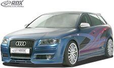 Audi A3 8P 3 door (2005-2008) - Front bumper spoiler