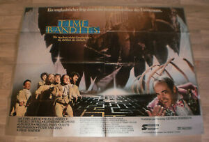 A0 Filmplakat TIME BANDITS, JOHN CLEESE,SEAN CONNERY