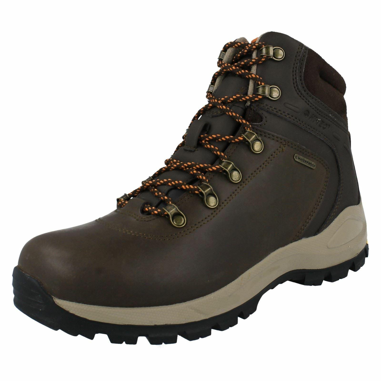 Hi-Tec herren Waterproof Walking Stiefel - Altitude Alpyna Mid I WP