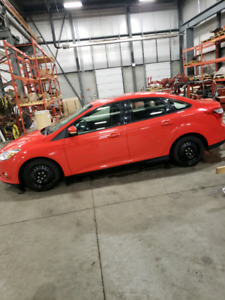 Make an offer on 2012 ford focus