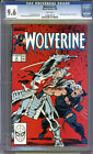 Wolverine #2 CGC 9.6 NM+ WHITE Pages Universal CGC #0628039014