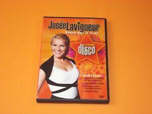 Josee-Lavigueur-Les-Rythmes-Disco-DVD