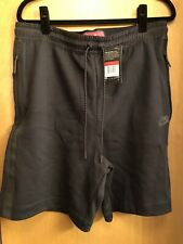 Shorts Clothing Shoes Accessories Nike Nsw Tech Fleece Short Black Black 833935 010 Authentic Myself Co Ls