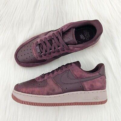Premium Burgundy Crush Sneakers size