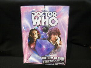 Doctor-Who-Box-Set-The-Key-to-Time-Region-4-Near-Mint