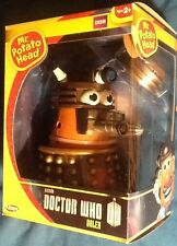 Doctor Who  Mr Potato Head Gold Dalek Action Figure 7 Inch MINT Underground Toys