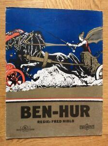 Ben-Hur-Werberatschlag-25-Parufamet-Stummfilm-Fred-Niblo-Ramon-Novarro