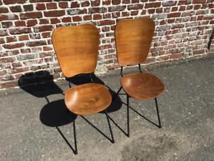 Chaises vintage Originale