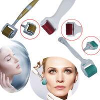 540 /192 / 1080 Micro Needle Titanium Skin Care Roller Therapy Anti-aging Scars