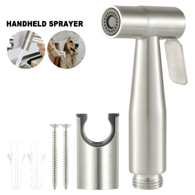 Strange Toilet Bidet Sprayer Stainless Steel Hand Held Shattaf Bathroom Shower Head Ls Gmtry Best Dining Table And Chair Ideas Images Gmtryco