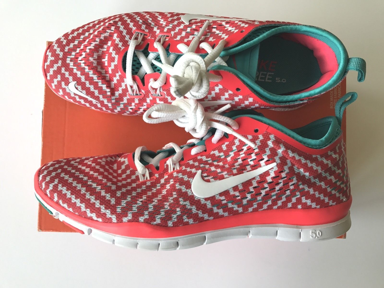 Nike Femme Free 5.0 TR FIT 4 PRT Running Chaussures Trainers