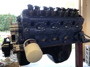 Image Is Loading   Ford Long Block Engine Cradle With