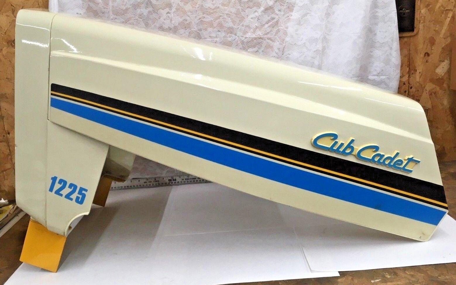 Vintage CUB CADET Modelo 1225 Capucha  P N  759-3234