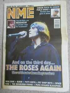 NEW-MUSICAL-EXPRESS-31-AUGUST-1996-STONES-ROSES-READING-FESTIVAL