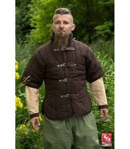 Medieval Armour Thick padded Gambeson play movies theater custome