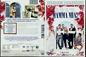 MAMMA-MIA-2008-Meryl-Streep-DVD-EX-NOLEGGIO-UNIVERSAL
