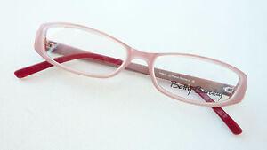 Beauty & Gesundheit Motiviert Brille Brillengestell Designerfassung Rosa Damen Occhiali Betty Barclay Grösse S Das Ganze System StäRken Und StäRken