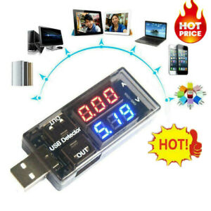 1PC-USB-Charger-Doctor-Voltage-Ammeter-Power-Capacity-Battery-Capacity-Tester