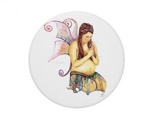 Pregnant-Fairy-pin-badge-7-7cm-diameter