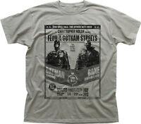 Batman vs Bane Dark Knight Rises joker gotham city zinc cotton t-shirt 9914